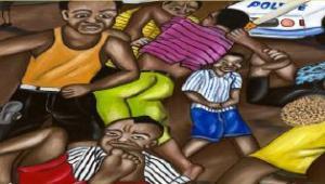 בימת אפריקה סמסטר ב' מושב ראשון