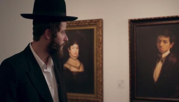 בימת החוקר של יום ג'- על אמנות ויהדות