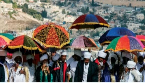 """""""תופסי האורית""""- לימוד ומחקר של כתבי הקודש של יהדות אתיופיה"""