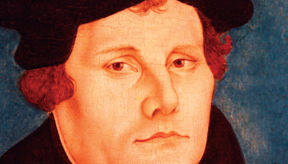 "הרצאה: ""Luther: The Self and Biography"""